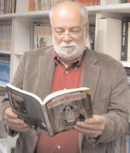 Alfredo Castelli, creatore di Martin Mystère