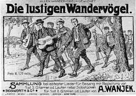 Manifesto tedesco sui wandervogel