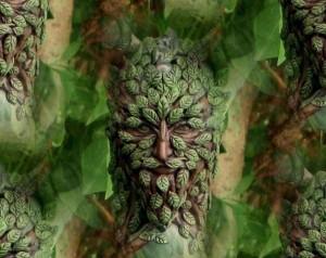 n altra versione di Green Man