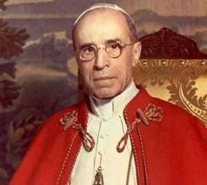 Pio XII, papa Pacelli