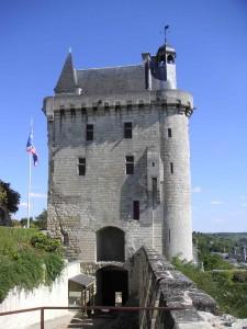 Il Castello di Chinon